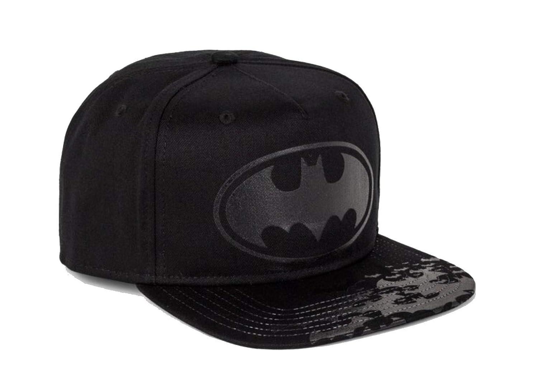 C Life Bpys - Gorra de béisbol con Logo de Batman, Color Negro ...