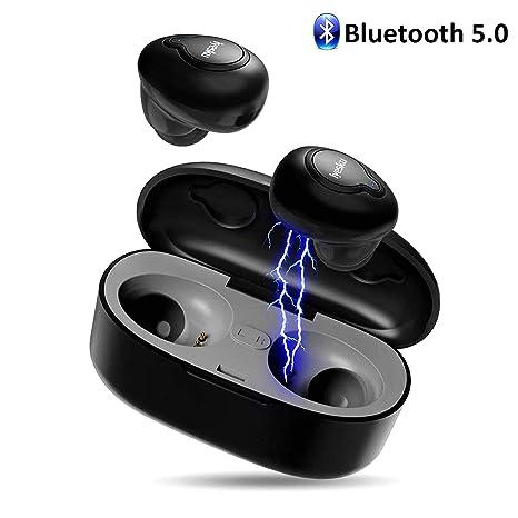 38c6989dc62 Wireless Bluetooth Earbuds Bluetooth Headphones, iyesku True Wireless  Earbuds Audifonos Bluetooth 5.0 IPX5 15H Playtime