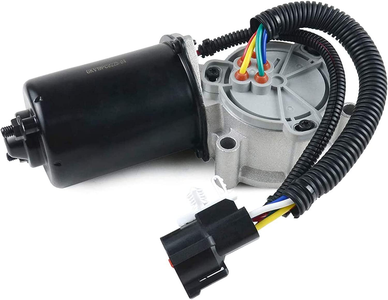 Amazon.com: 600-807 4WD Transfer Case Shift Motor Actuator For 2003-2005 Ford  Explorer 1995-2003 Ford Ranger Mazda B2300 B3000 B4000 1998-2001 B2500:  Automotive | Ford Ranger Transfer Case Wiring Diagram |  | Amazon.com