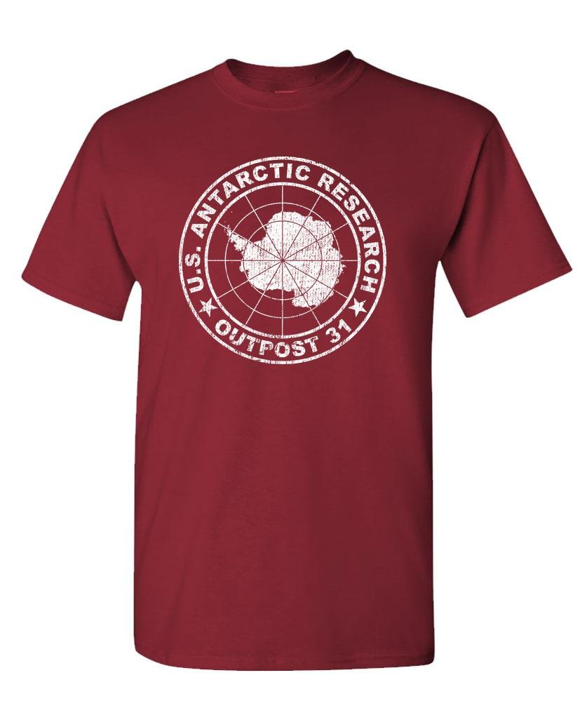 Outpost 31 Antarctica Research Horror S T Shirt 8171
