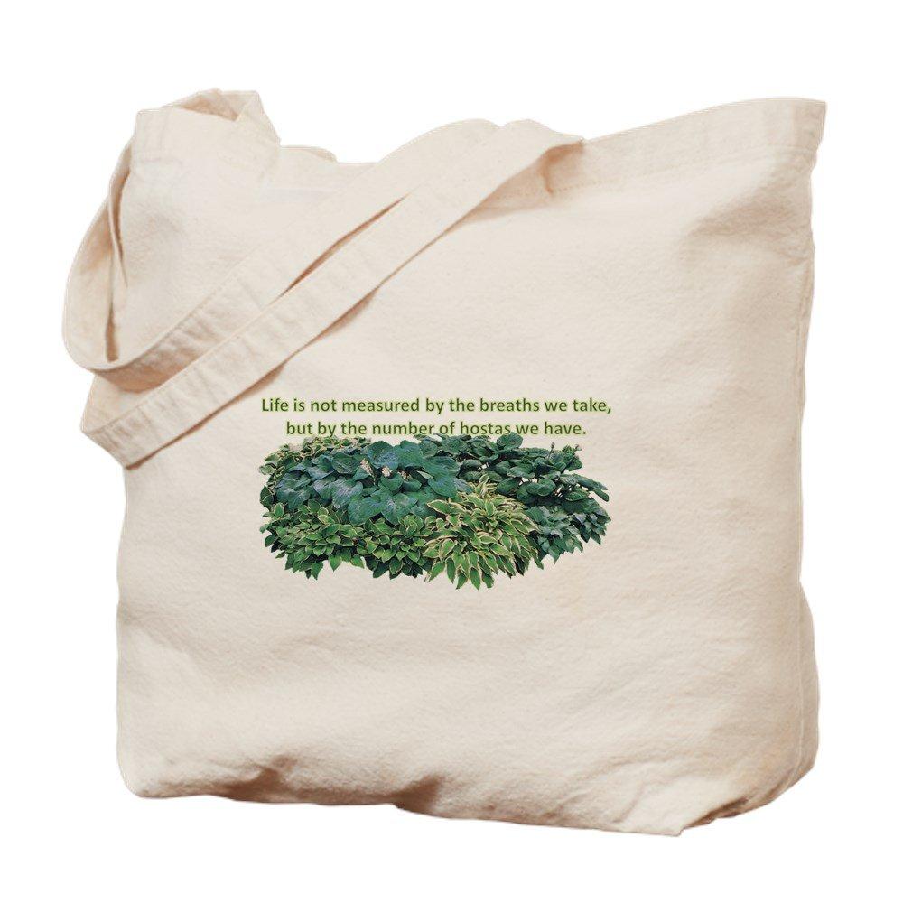 CafePress – の数Hostas – ナチュラルキャンバストートバッグ、布ショッピングバッグ B01LNZ4W0O