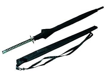Japonesa espada Samurai paraguas y#x2605; Katana estilo y#x2605; Nylon paraguas