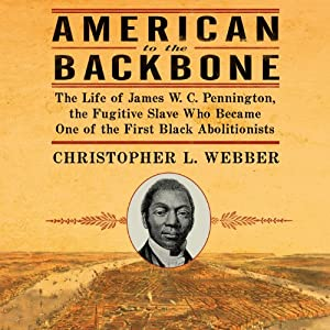 American to the Backbone Audiobook