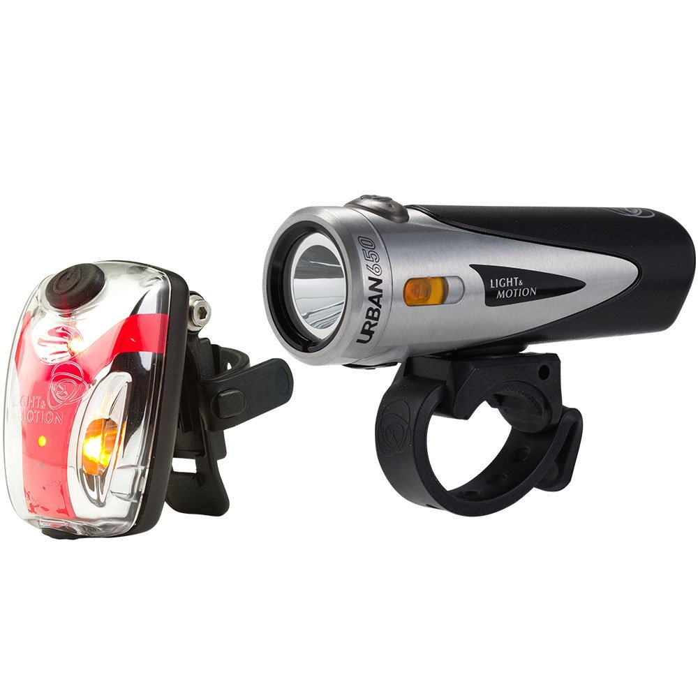 Light & Motion Combo Urban 650 and Vis 180 Micro Bike Light Kit by Light and Motion (Image #1)