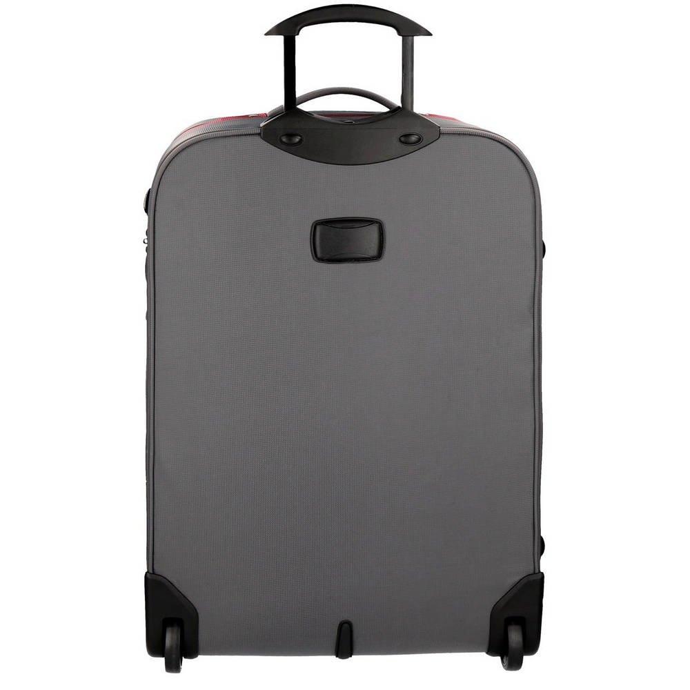 Detroit Set de bagages 75 cm 193 liters Rouge (Rojo) YPQFO