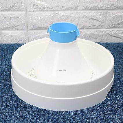 Ab Pet Hair Dryer Fuente de Agua para Gatos - Bebedero automático y Flujo de 3
