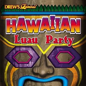 Hawaiian Luau Party Compact Disc