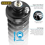 OREDY Front Pair Complete Quick Struts Shock Coil