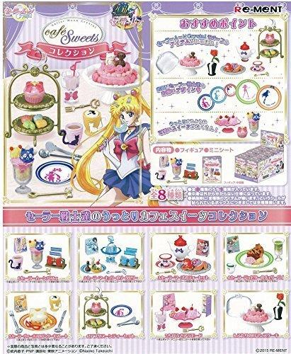 全8種セット 「美少女戦士セーラームーンCrystal カフェスイーツコレクション」
