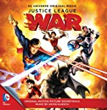 Justice League: War - Original Motion Picture Soundtrack by Kevin Kliesch