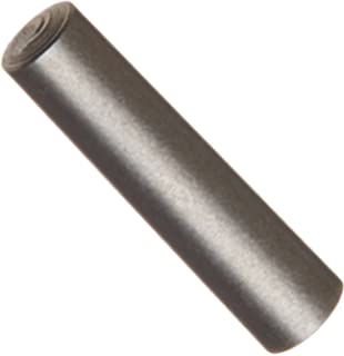 0.25 Large End Diameter 0.229 Small End Diameter 1 Length Standard Tolerance 0.25 Large End Diameter 18-8 Stainless Steel Taper Pin Plain Finish 0.229 Small End Diameter Pack of 10 Meets ASME B18.8.2 1 Length Pack of 10 #4 Pin Size
