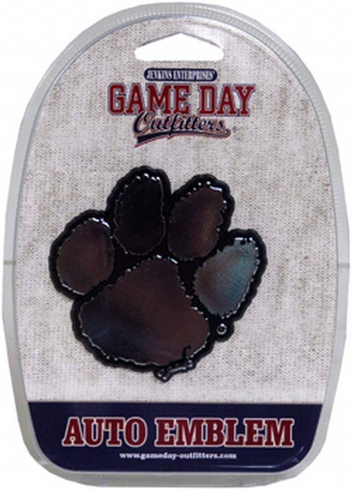 NCAA Clemson Tigers Car Emblem