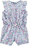 Carter's Baby Girls' Floral Romper 18 Months