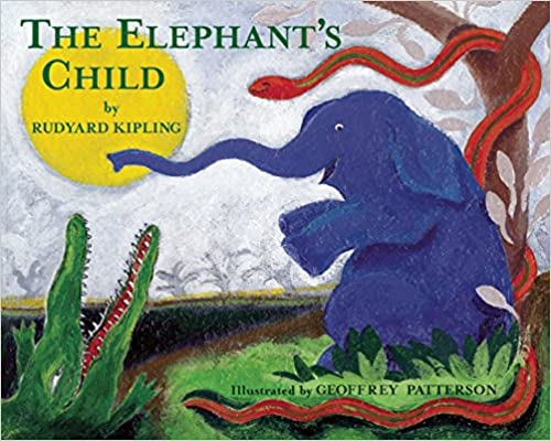 kipling elephant child