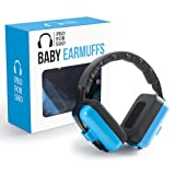 Amazon Price History for:Pro For Sho Baby Ear Muffs Hearing Protection - Special Designed Comfort Fit for 3 Months to 2 Years - Blue