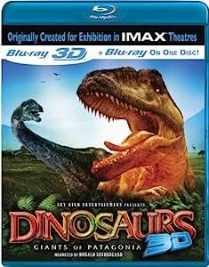 IMAX Dinosaurs 3D: Giants of Patagonia [Blu-ray 3D + Blu-ray]