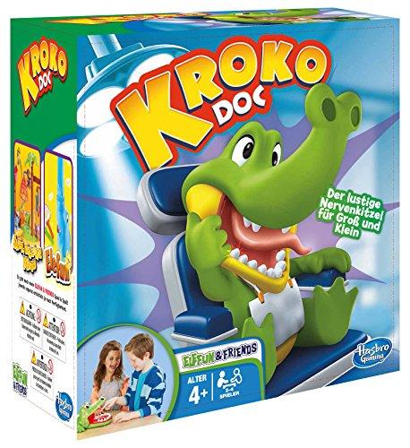 Hasbro Gaming – Cocodrilo sacamuelas, Juego de Habilidad (B04081750)