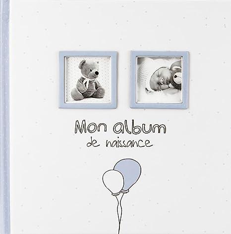 Mi álbum de nacimiento Niño - Color AZUL