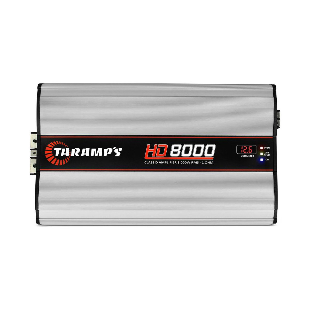 New Taramps Hd8000 Hd 8000 Watt 126v 2 Ohm Car Audio Pro Comp Pc Wiring Diagram Competition Amplifier Amp Electronics
