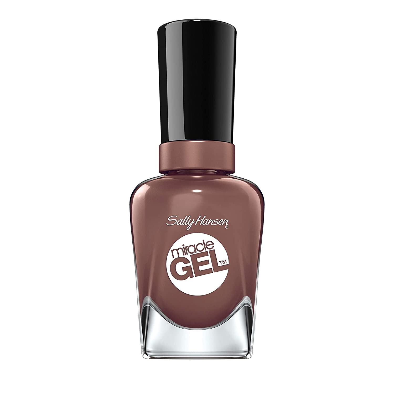 Sally Hansen Miracle Gel Nail Polish, Head Bang, Pack of 1