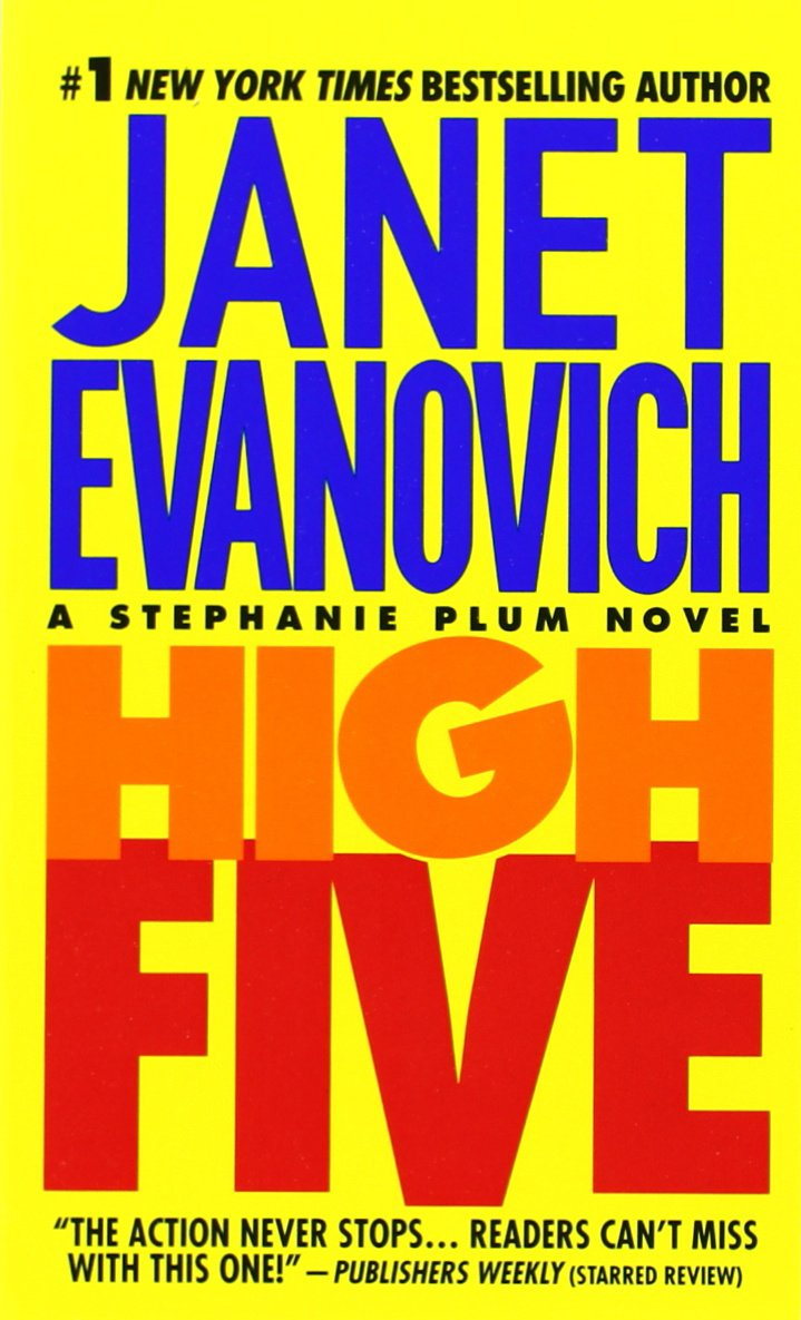 Hot Six)  (stephanie Plum Novels): Janet Evanovich: 9780312947446: Amazon: Books