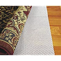 ABAHUB Premium Quality Anti Slip Rug Grippers 8 x 10 for Under Area Rugs Carpets Runners Doormats on Wood Hardwood Floors, Non Slip, Washable Padding Grips