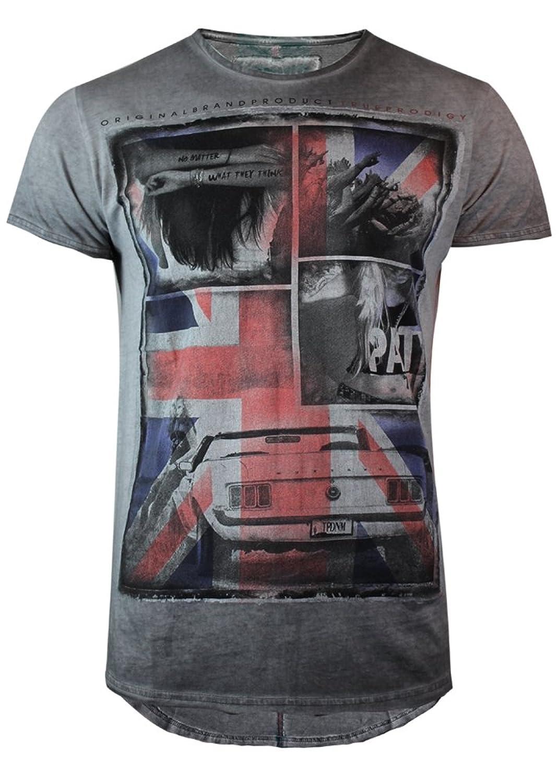 trueprodigy men T-Shirt No Matter What 1063126-0403