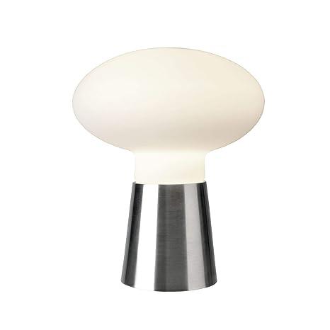 Bilbao - Lámpara de mesa, satén, E27 40.00W: Amazon.es: Juguetes y ...