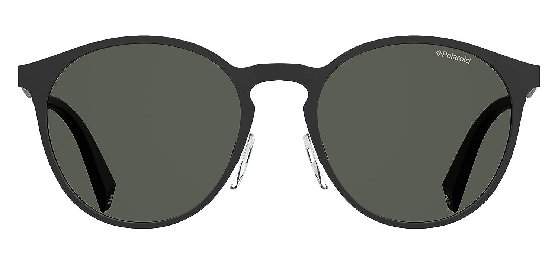 Polaroid Sunglasses Unisex-Adult Pld 4053/s PLD4053S Polarized Round Sunglasses, 0807/M9, 50 mm