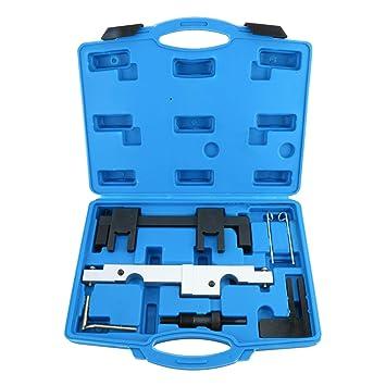 vidaXL BMW Benzin Motor-Einstellwerkzeug Werkzeugset Arretierwerkzeug N42 N46