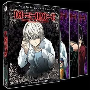 Death Note Edicion Integral Temporada 3 [DVD]