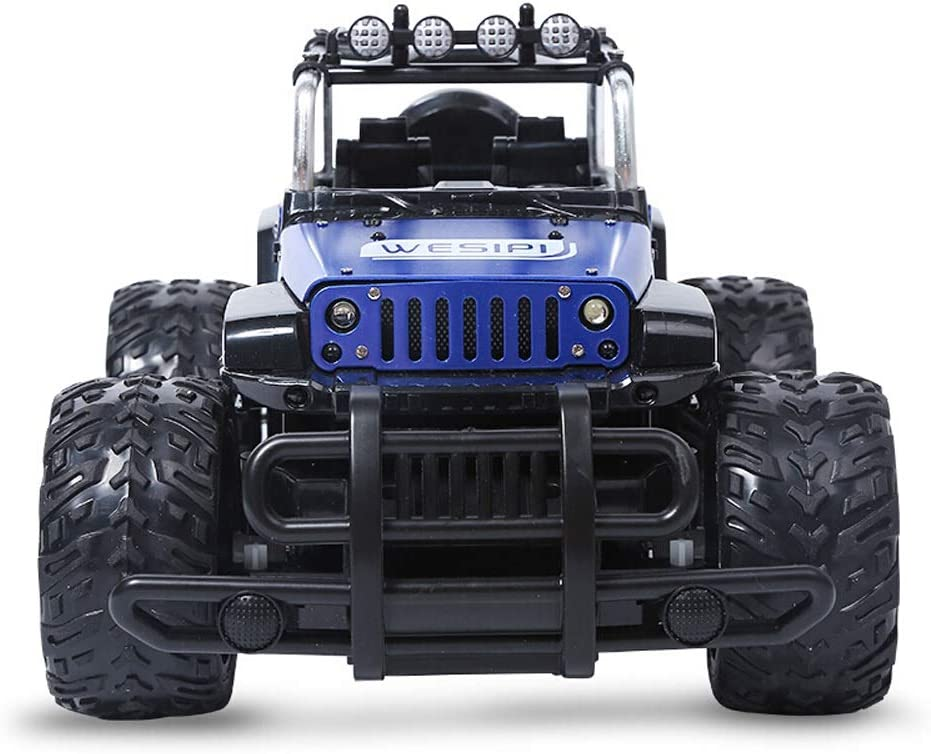 Ycco 1:14 RC de la aleación de todo terreno de cuatro ruedas motrices 4WD Off-Road de vehículos rastreadores carro Buggy remoto Control de la carretilla eléctrica de 2,4 GHz Racing Escalada cumpleaños