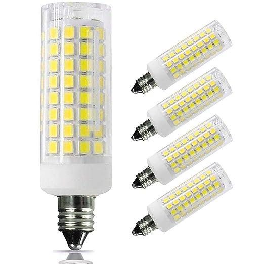 Nuevo E11 LED bombillas, 8,5 W, 75 W, 100 W bombillas