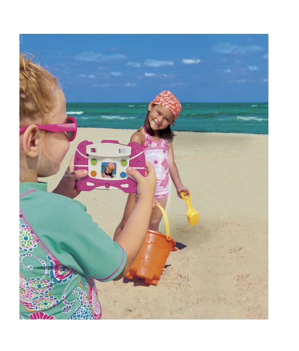 Fisher-Price Kid-Tough Digital Camera, Pink by Fisher-Price (Image #4)