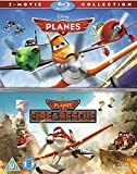 Planes / Planes 2 [Blu-ray] [Region Free] [UK Import]