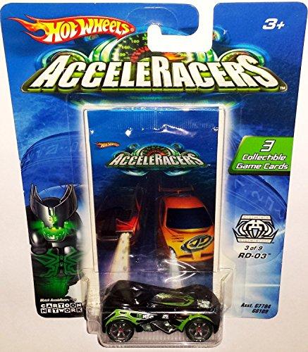 Mattel Hot Wheels AcceleRacers Racing Drones #3 of 9 RD-0...
