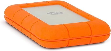 LaCie Rugged - Disco Duro Externo portátil SSD para Mac y PC, 1 TB ...