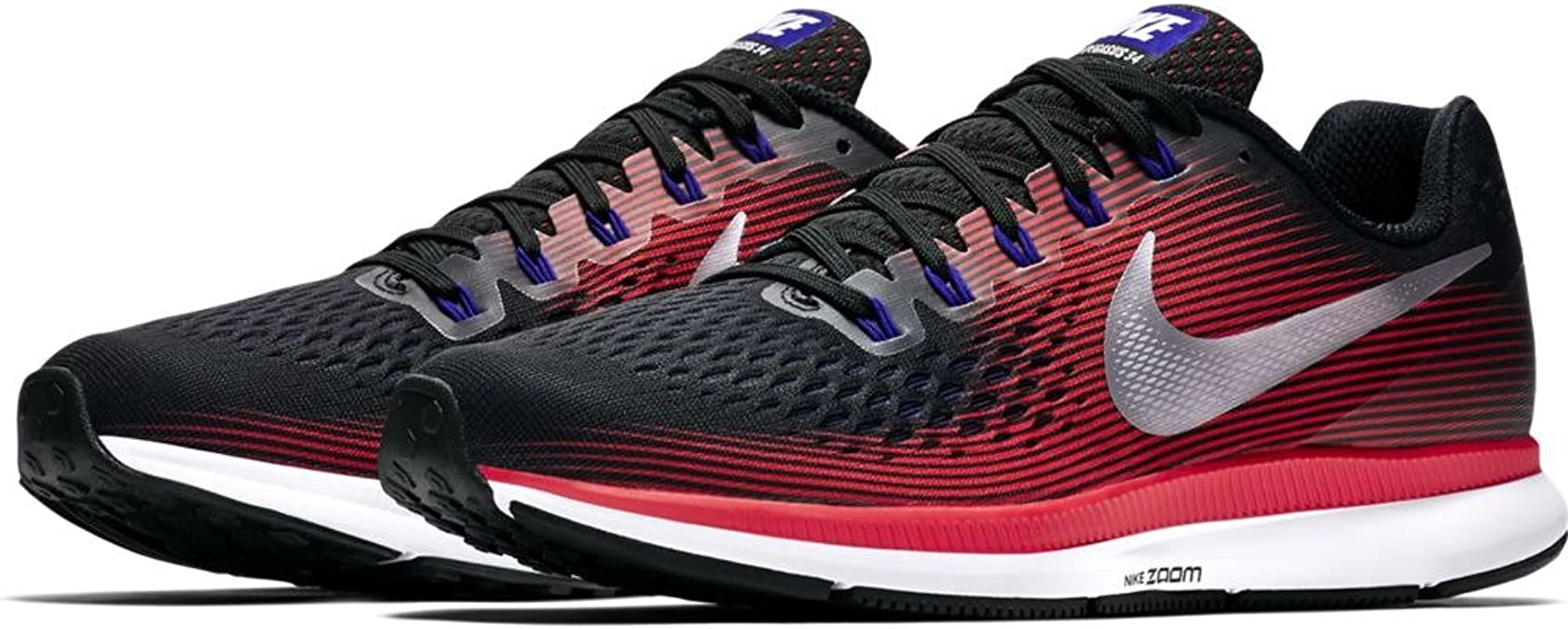 Nike Air Zoom Pegasus 34 - Zapatillas de running para hombre Size: 40.5 EU: Amazon.es: Zapatos y complementos