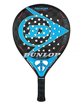 DUNLOP Pala Padel Nemesis Control Azul: Amazon.es: Deportes y aire ...