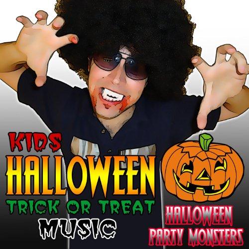 Kids Halloween Trick or Treat Music