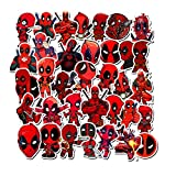 Tick Deadpool Stickers for Water Bottles,Aesthetic Stickers for Teens,Girls,Kids,Laptop,Phone,Travel Extra Durable