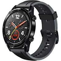 Huawei Watch GT Sport - Watch (TruSleep, GPS, heart rate monitoring), Black