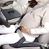iZiv Adjustable Pregnant Woman Car Seat Cushion Safety Driving Car Seat Belt Tummy Shield, Maternity Seat Belt for Expectant Mothers