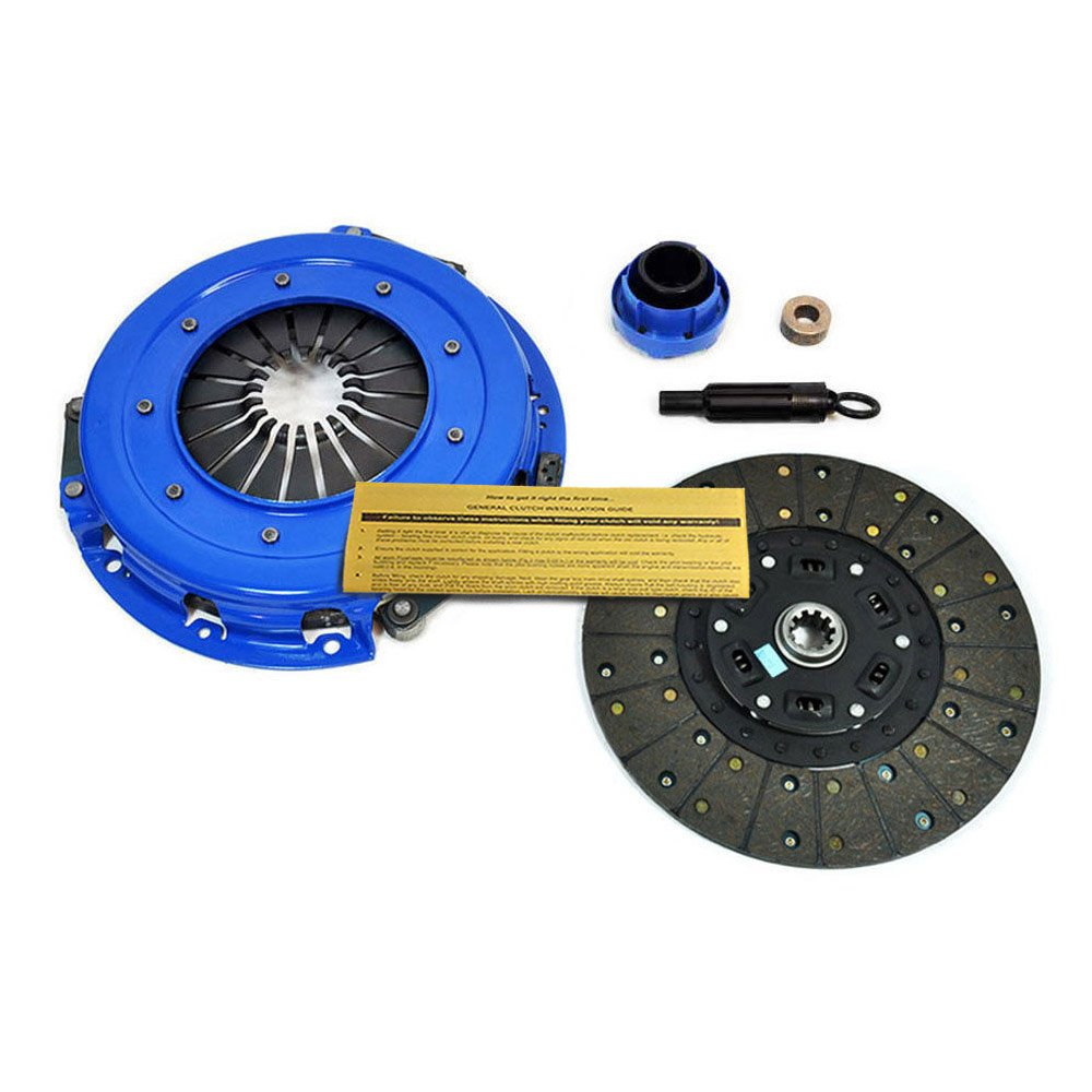 EFT STAGE 2 CLUTCH KIT 93-96 FORD BRONCO F150 F250 4.9L 5.0L 5.8L 11 5 speed