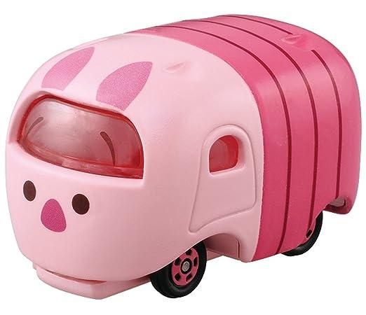 Amazon.com: Takaratomy Tomica Disney Motors Tsum Tsum Mini Car Figure, Piglet: Toys & Games