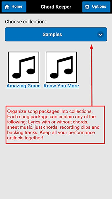 Amazon.com: Chord Keeper: Appstore for Android