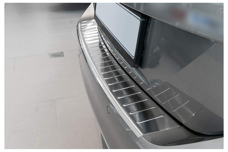 Tuning-Art L143 Aluminium Ladekantenschutz Satiniert 3D Profil und Abkantung