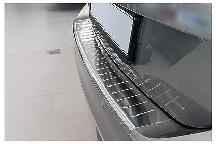 tuning-art BL927 Protección para Parachoques de Acero Inoxidable