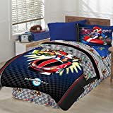 Nintendo SUPER MARIO BROTHERS MARIO KART Twin Comforter - Best Reviews Guide