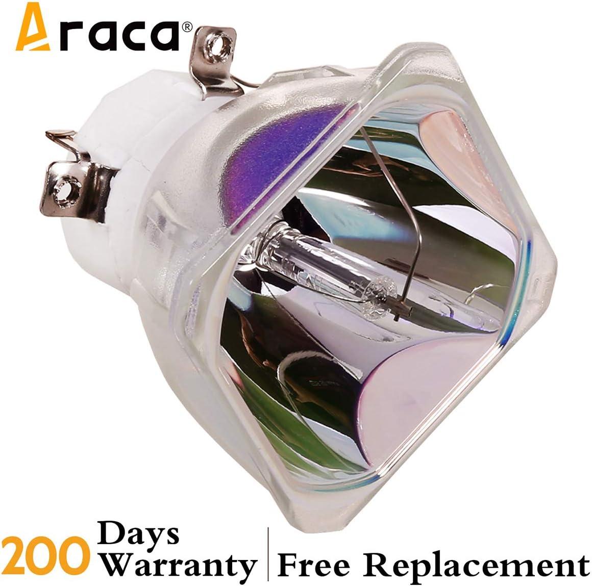Araca LMP-H230 Projector Bare Lamp for Sony VPL-VW350ES VPL-VW300ES VPL-VW67ES Quality Lamp Replacement Projector Lamp
